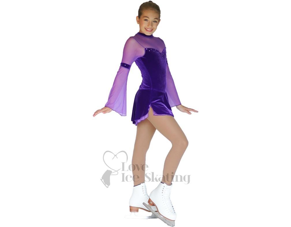 Figure Skating Tan Tights | In-Boot - Love Ice Skating