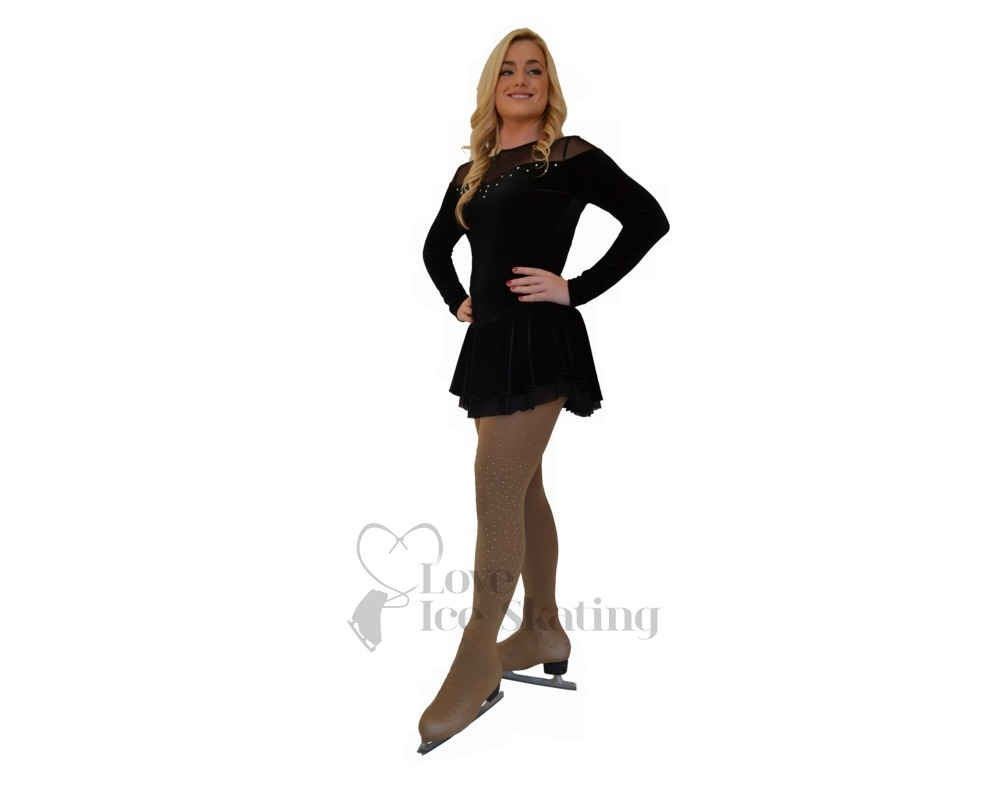 Have internet figure skating pantyhose
