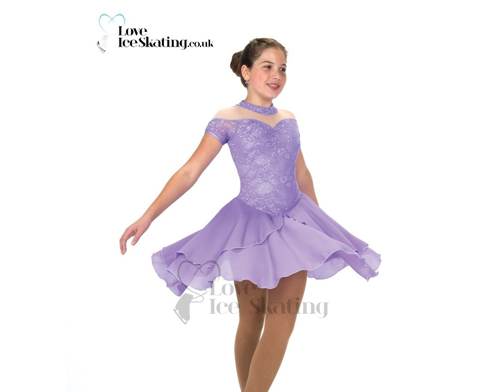 Ice Dance Dress Jerrys 256 Lyrical Lilac Love Skating