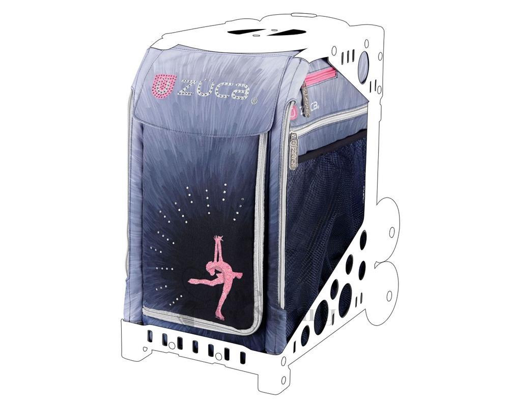 Zuca Bag Insert Ice Dreamz Lux Love Ice Skating