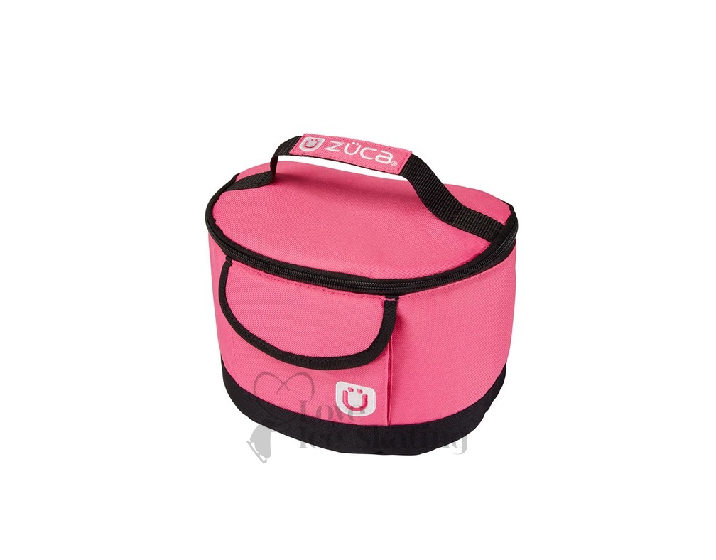 Zuca Lunchbox Pink Amp Black Love Ice Skating