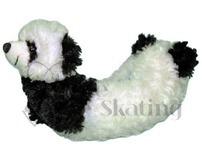 Chloe Noel  Panda Ice Skate Soakers