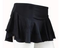 Chloe Noel York Flare Skirt Black