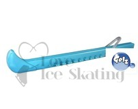 Guardog Figure Ice Skate Blade Guards BLUE GELZ
