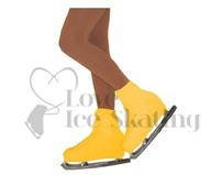 Chloe Noel Boot Covers Youth GOLD