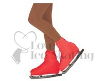 Chloe Noel Boot Covers Youth RED