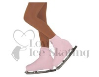Chloe Noel Boot Covers Adult LIGHT PINK