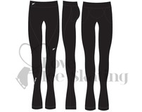 Dri-ice Ice Figure Skating Protective Leggings