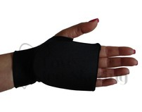 Intermezzo 7336 Palm Hand Protectors Black