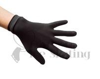 Ice Figure Skating Lycra Gloves Black