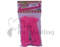 Guardog #1 NeonZ  Pink Universal Deluxe Skate Guards