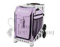 Zuca Bag Lilac with Rhinestones Insert