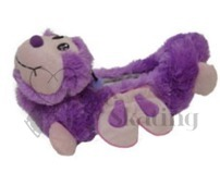 Purple Butterfly Animal Soakers soft blade Blankies by Chloe Noel