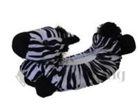Zebra Butterfly Animal Soakers soft blade Blankies by Chloe Noel