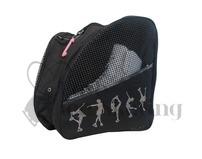 Ice Skating Bag Backpack with Figure Skating Rhinestones
