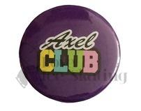 Axel Club Purple Badge