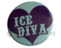 Ice Diva Badge