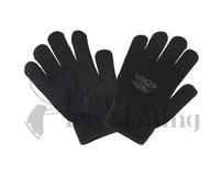 Edea Black Skating Gloves with I touch Medium