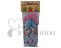 Stinkeez Ice Skate Boot Deodoriser Blue / Pink with  Skates