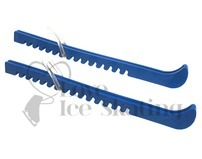 Ice Skate Figure Blade Guards Royal Blue by A&R