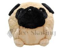 Pug Super Plush Hand Warmer