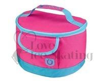 Zuca Lunch Bag Pink / Blue