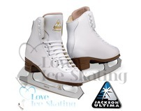 Jackson 1990 Classique Figure Skates White