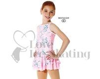 Mondor Fantasy on Ice 638 Pink Ice Skating Dress