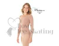 Mondor Body Liner Long Sleeve Light Tan 11811