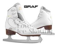 Graf Bolero Girls Figure Skates  S19