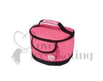Zuca Lunchbox Pink & Black