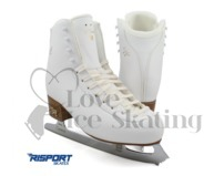 Risport Electra Figure Skates with Blade White
