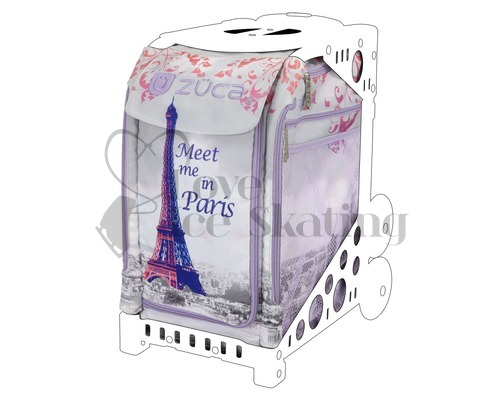 Zuca Meet me in Paris Insert