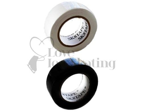 Sk8 Tape  Black Ice skate Boot Protection Tape