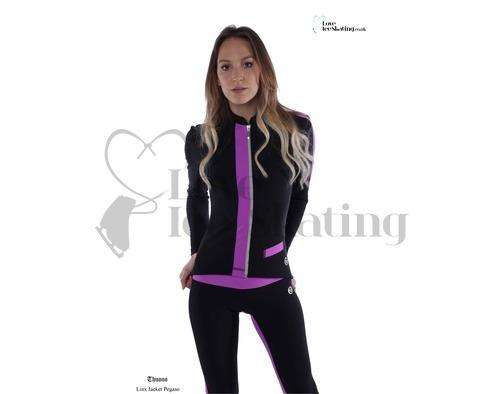 Thuono Linx Figure Skating Jacket Pegaso