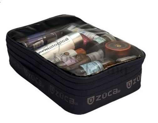 Zuca Pro Artist Make Up Utility Pouch Small Love Ice