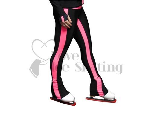 Thuono Linx Figure Skating Leggings Pop Star