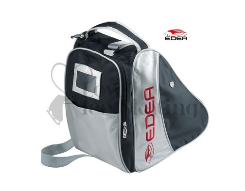 Edea Black & Silver Ice Skating Bag