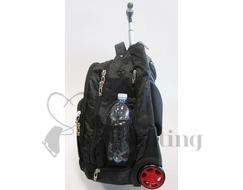Edea Wheeled Trolley Bag / Backpack