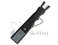 Ice  Hockey Skate Blade Sharpener tool with Lace Puller