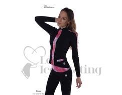 Thuono Linx Ice Skating Jacket Sky Rosa