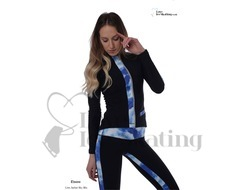 Thuono Linx Ice Skating Jacket Sky Blue