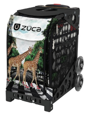 Zuca Bag The Giraffes Limited Edition Insert